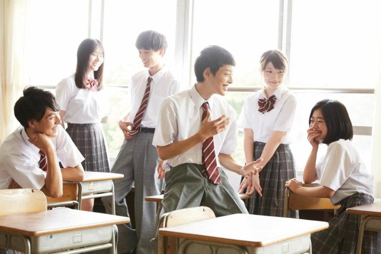 中学・高校レポート